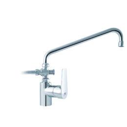 MOFÉM Trend Plus kád-mosdó (KMT) csaptelep zuhanyszettel