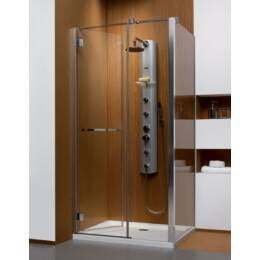 RADAWAY Carena KDJ szögletes zuhanykabin - átlátszó üveggel