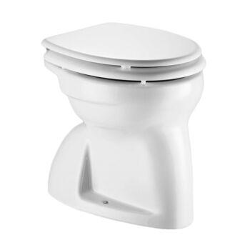 ALFÖLDI Bázis gyerek WC, lapos, alsó