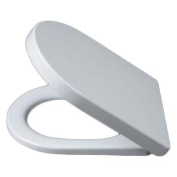 ALFÖLDI Liner WC ülőke, duroplast, Soft Closing