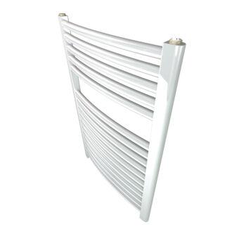 SANICA íves törölközőszárítós radiátor - 600×1200