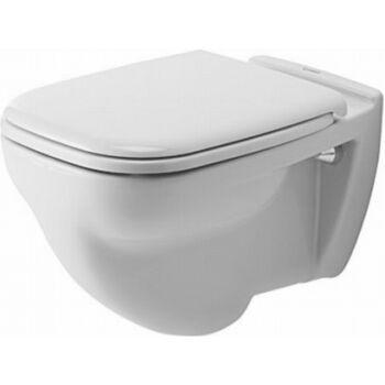 DURAVIT D-Code fali WC, síköblítésű