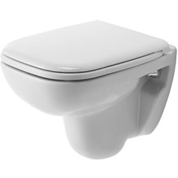 DURAVIT D-Code fali WC Compact, mélyöblítésű