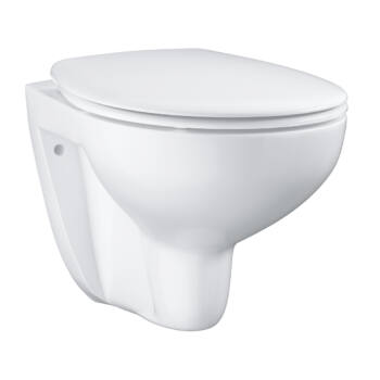 GROHE Bau Ceramic fali WC, mély, Rimless, lecsapódásmentes ülőkével