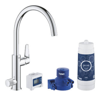 GROHE Blue® Pure BauCurve alapcsomag