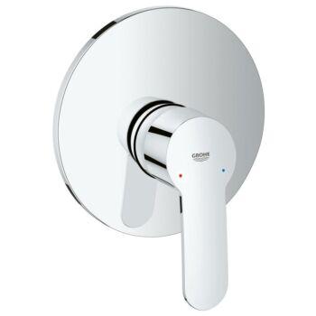GROHE Eurostyle Cosmopolitan egykaros falba épített zuhanycsaptelep
