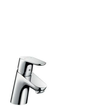 HANSGROHE Focus egykaros mosdócsaptelep 70 push-open lefolyógarnitúrával