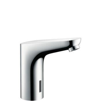 HANSGROHE Focus elektronikus mosdócsaptelep hőmérséklet szabályozás nélkül, elemes működtetésű
