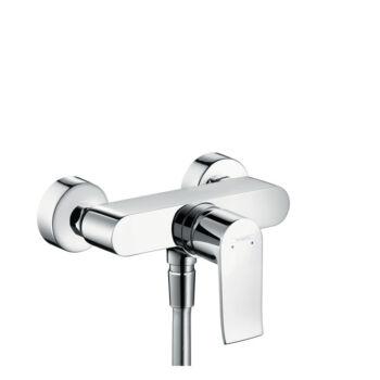 HANSGROHE Metris egykaros zuhanycsaptelep falsíkon kívüli szereléshez