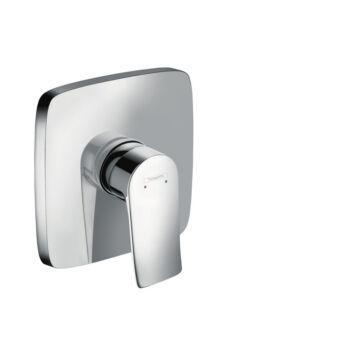 HANSGROHE Metris egykaros zuhanycsaptelep falsík alatti szereléshez