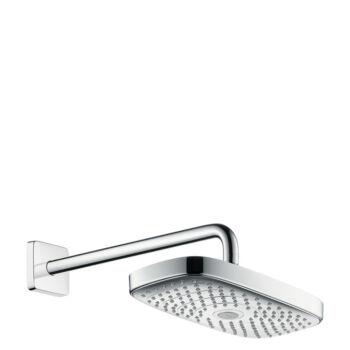 HANSGROHE Raindance Select E 300 2jet fejzuhany 390 mm-es zuhanykarral