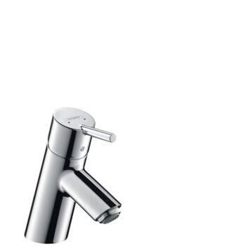 HANSGROHE Talis S² egykaros mosdócsaptelep húzórudas lefolyógarnitúrával nyílt rendszerű vízmelegítőkhöz