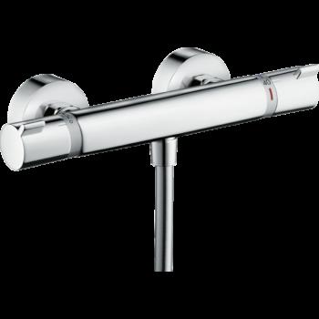 HANSGROHE Ecostat termosztátos zuhanycsaptelep Comfort, falsíkon kívüli szereléshez