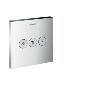 HANSGROHE ShowerSelect szelep falsík alatti szereléshez 3 fogyasztóhoz