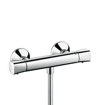 HANSGROHE Ecostat falsíkon kívüli termosztátos zuhanycsaptelep
