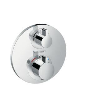 HANSGROHE Ecostat S falsík alatti termosztátos csaptelep 2 fogyasztóhoz