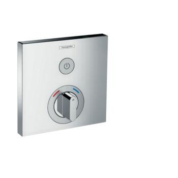 HANSGROHE ShowerSelect falsík alatti 1 fogyasztós csaptelep