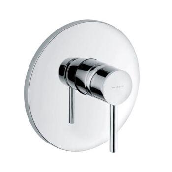 KLUDI Bozz falsík alatti zuhanycsap