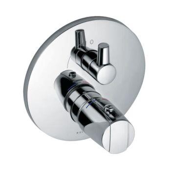 KLUDI MX/Objekta falsík alatti termosztátos kád/zuhanycsap