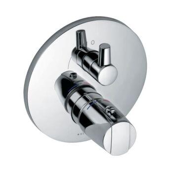 KLUDI MX/Objekta falsík alatti termosztátos zuhanycsap