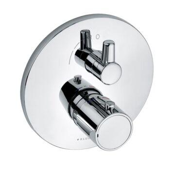 KLUDI O-Cean/Zenta falsík alatti termosztátos zuhanycsap