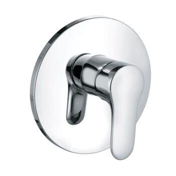 KLUDI Objekta falsík alatti zuhanycsap