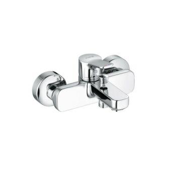 KLUDI Pure&Easy egykaros kádtöltő- és zuhanycsap