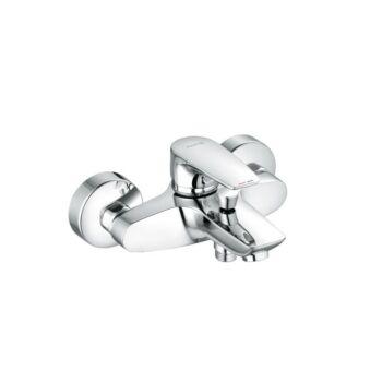 KLUDI Pure&Solid egykaros kádtöltő- és zuhanycsap