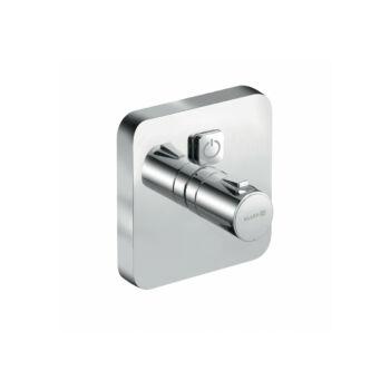 KLUDI Push falsík alatti termosztátos zuhanycsap