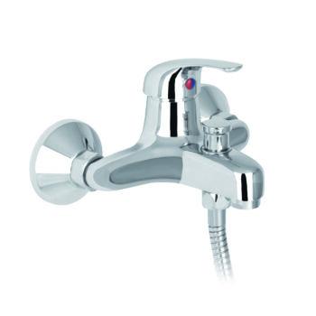 MOFÉM Junior kádtöltő csaptelep zuhanyszettel