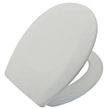 WC ülőke műanyag, fehér