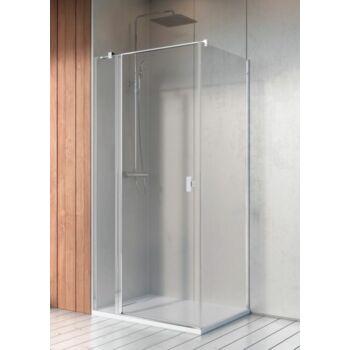 RADAWAY Nes KDJ II szögletes zuhanykabin - ajtó