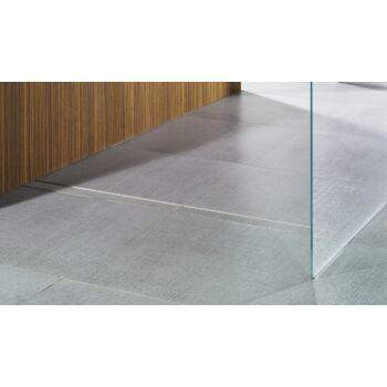 RAVAK Floor zuhanyfolyóka (rozsdamentes acél)