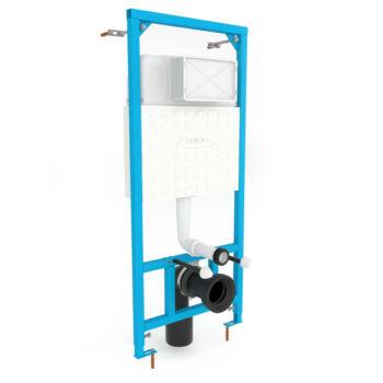 STYRON Niagara Fix falon belüli WC tartály, fémvázas