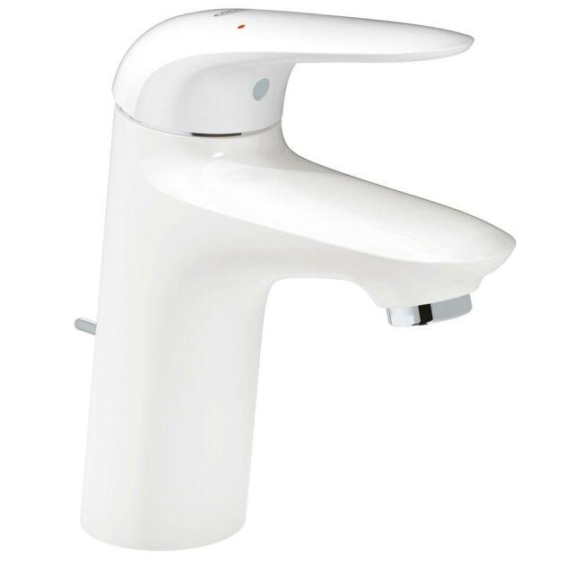 GROHE Eurostyle egykaros mosdócsaptelep S-méret, fehér/króm