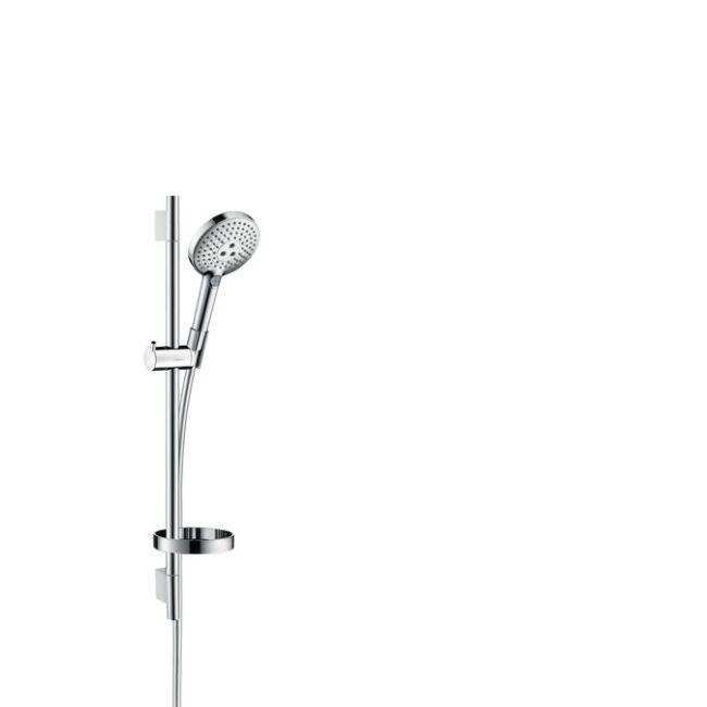 HANSGROHE Raindance Select S 120 3jet kézizuhany/ Unica'S Puro 0,65 m zuhanyszett