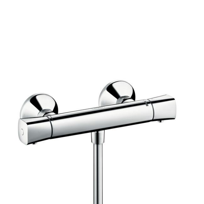 HANSGROHE Ecostat termosztátos zuhanycsaptelep falsíkon kívüli szereléshez