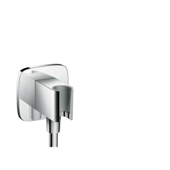 HANSGROHE Fixfit E beépített zuhanytartóval