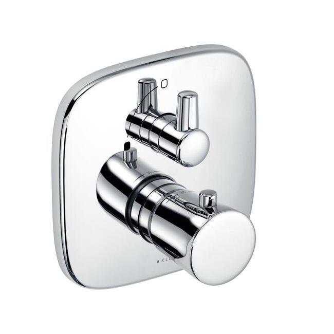 KLUDI Amba falsík alatti termosztátos zuhanycsap