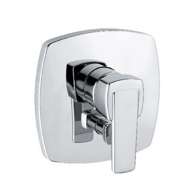 KLUDI Q-Beo falsík alatti egykaros kád/zuhanycsap