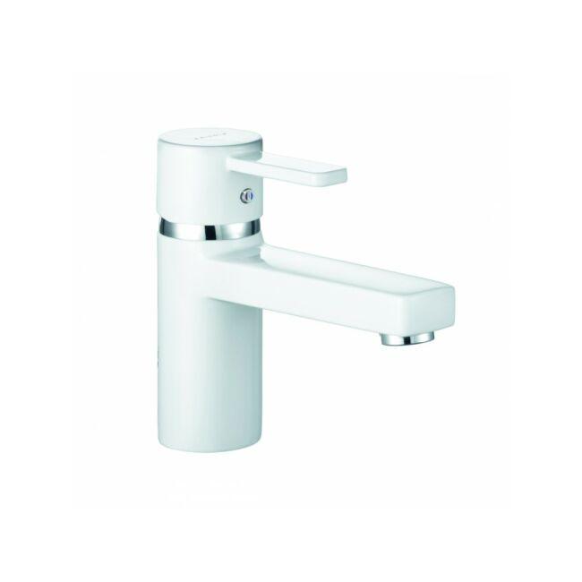 KLUDI Zenta mosdócsap 65, fehér/króm