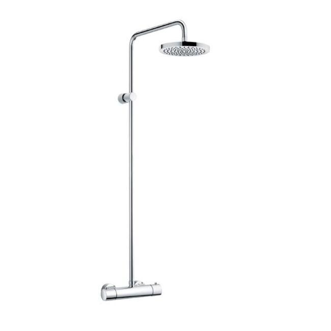 KLUDI A-QA Thermostat Mono Shower System