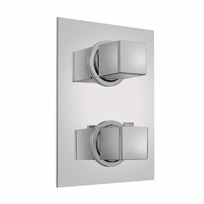 TEKA SPA süllyesztett termosztátos zuhany csaptelep 2 utas