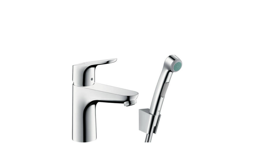 hansgrohe focus bidette 1jet k zizuhany focus 100 egykaros mosd csaptelep szett 1 60 m hansgrohe. Black Bedroom Furniture Sets. Home Design Ideas