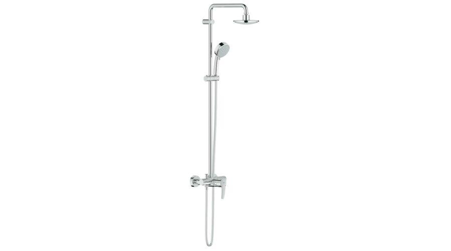 grohe new tempesta cosmopolitan 160 falra szerelhet zuhanyrendszer grohe. Black Bedroom Furniture Sets. Home Design Ideas