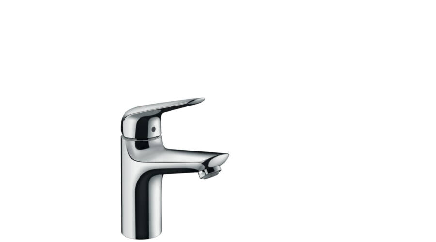hansgrohe novus egykaros mosd csaptelep 100 coolstart push open lefoly val hansgrohe. Black Bedroom Furniture Sets. Home Design Ideas
